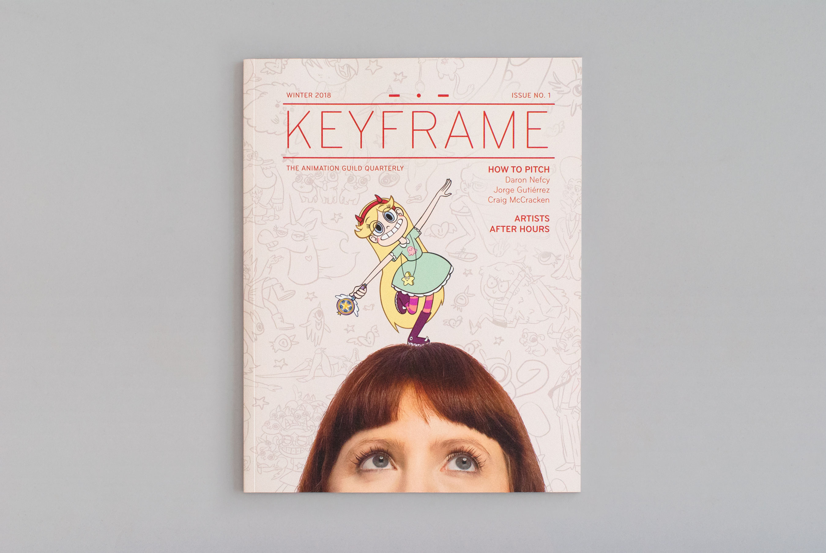 Keyframe cover
